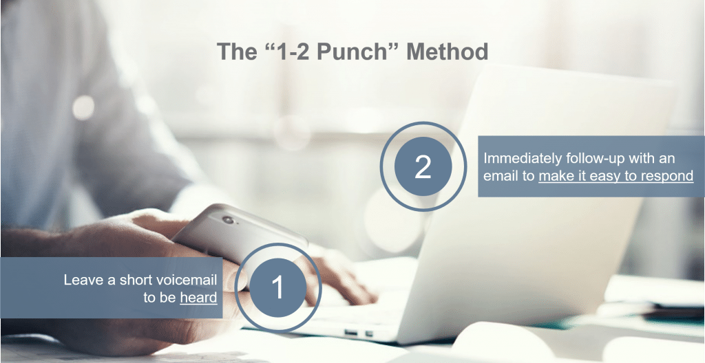 The 1-2 Punch Method